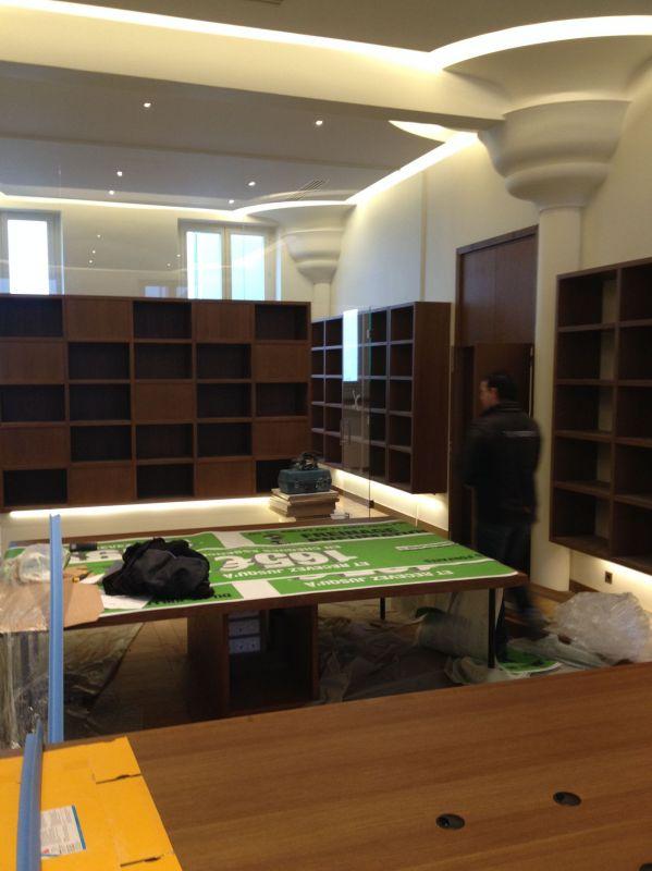 Conception de meubles pour promoteur immobilier région parisienne (1)