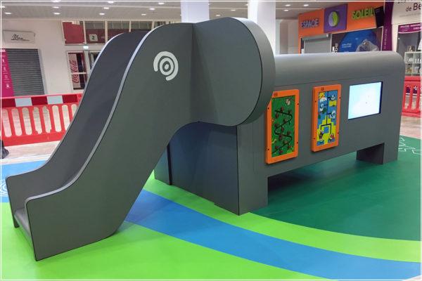 Zone de jeux pour enfants